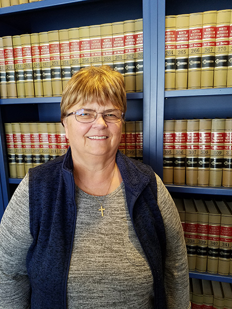 Linda Leckner, Living At Home Board Member