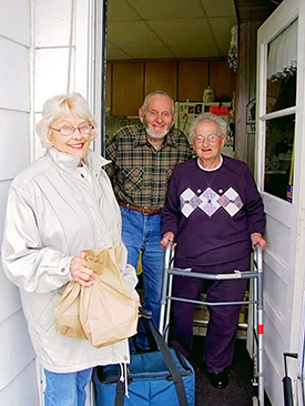 Living At Home Respite Care